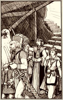 dungeon mastering: the party