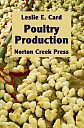 Book - Cover - Poultry Production by Card